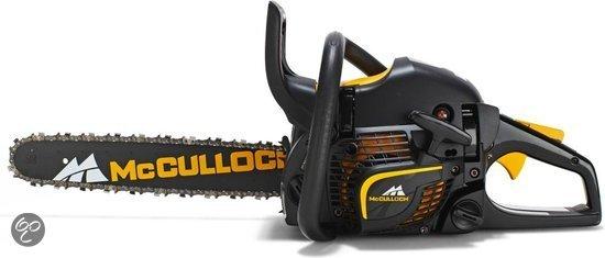 mcculloch cs 410 elite benzine kettingzaag. Black Bedroom Furniture Sets. Home Design Ideas