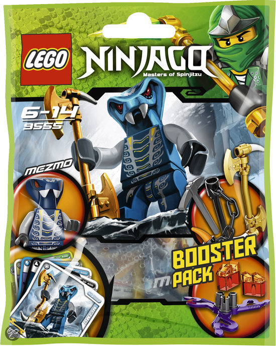 LEGO Ninjago Mezmo - 9555