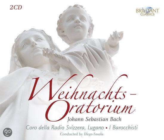 Bach; Weihnachts Oratorium