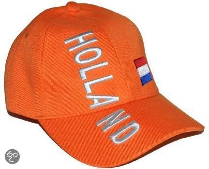 Baseball cap Holland in Schuinesloot