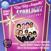 Doo Wop Acappella Starlight Sessions, Vol. 1