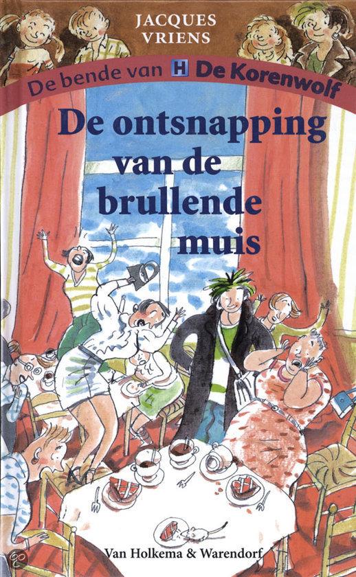 De Ontsnapping Van De Brullende Muis