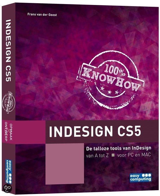 Indesign CS5 100% KnowHow