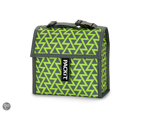 Pack It Lunch Tas - Mini Cooler - Groen