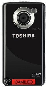 Toshiba Camileo B10 - Zwart