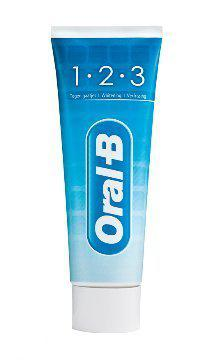 Oral-B 1-2-3 - - 75 ml - Tandpasta