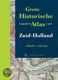 Grote Historische Topografische Atlas / Zuid-Holland