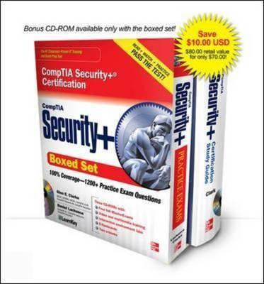 CompTIA Security+ Certification Boxed Set (Exam SY0-301)