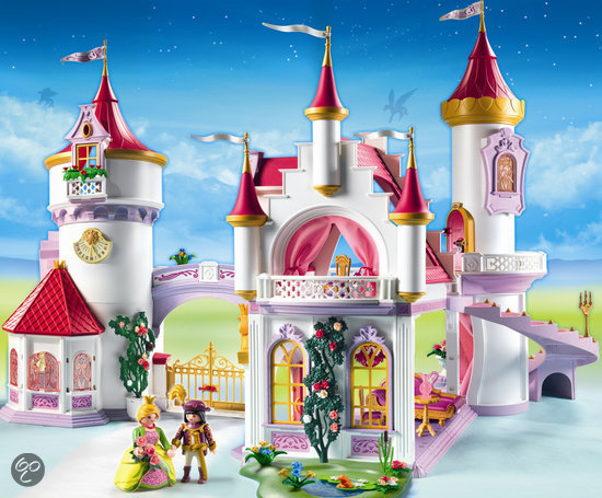 playmobil prinsessenkasteel 5142 playmobil speelgoed. Black Bedroom Furniture Sets. Home Design Ideas