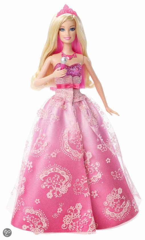 Barbie Tori Popster