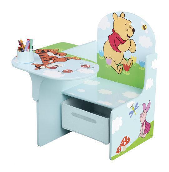 bol com   Winnie de Poeh stoel  bureau combinatie met opbergruimte