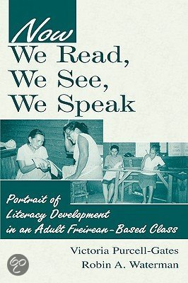 Now We Read, We See, We Speak