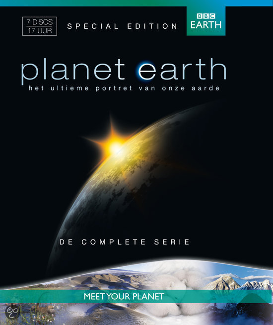 BBC Earth - Planet Earth (Special Edition)