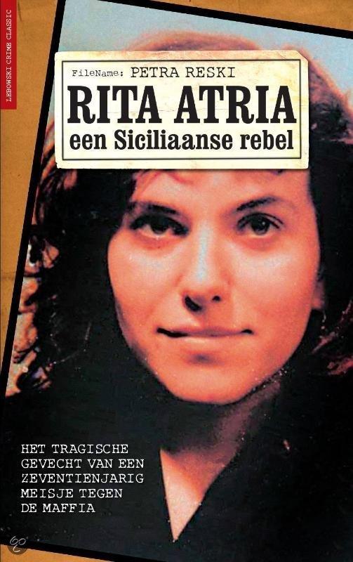Rita Atria: een Siciliaanse rebel