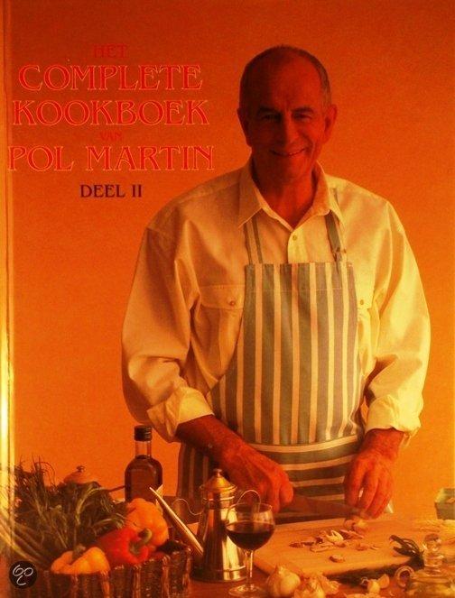 Engelse Keuken Kookboek : bol.com Het complete kookboek van Pol Martin, Pol Martin