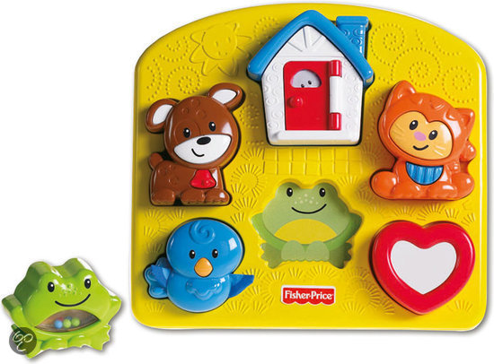 Fisher-Price Brilliant Basics Activity Puzzel