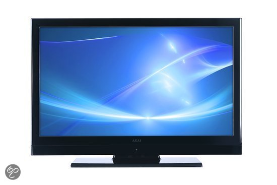 Akai ALD1918HT - LCD tv/dvd combi - 19 inch - HD Ready
