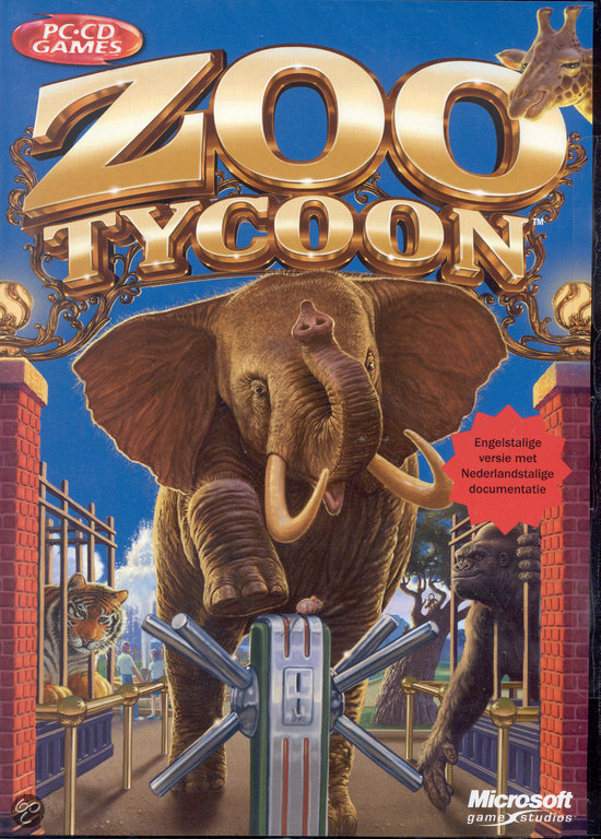 Zoo Tycoon NL