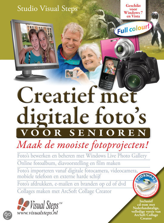 Digitale Fotos Afdrukken Via De Online Fotoservice Van