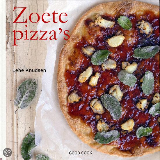 Zoete pizza s