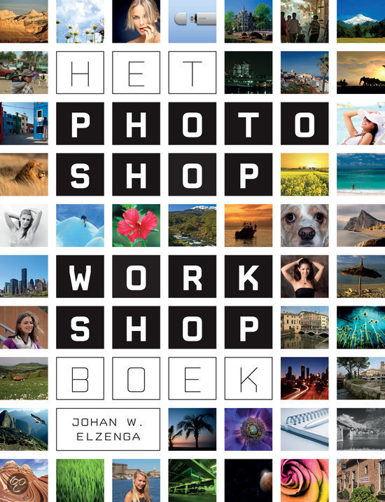 Het Photoshop Workshop Boek