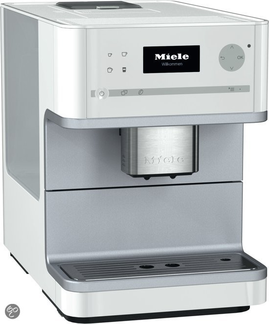 miele cm6100 volautomaat espressomachine lotuswit elektronica. Black Bedroom Furniture Sets. Home Design Ideas