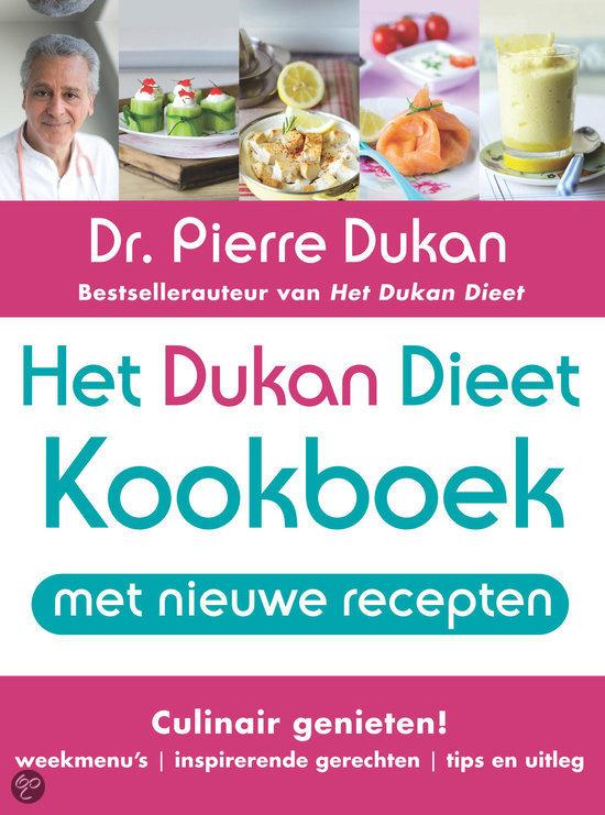 Het Dukan dieet boek