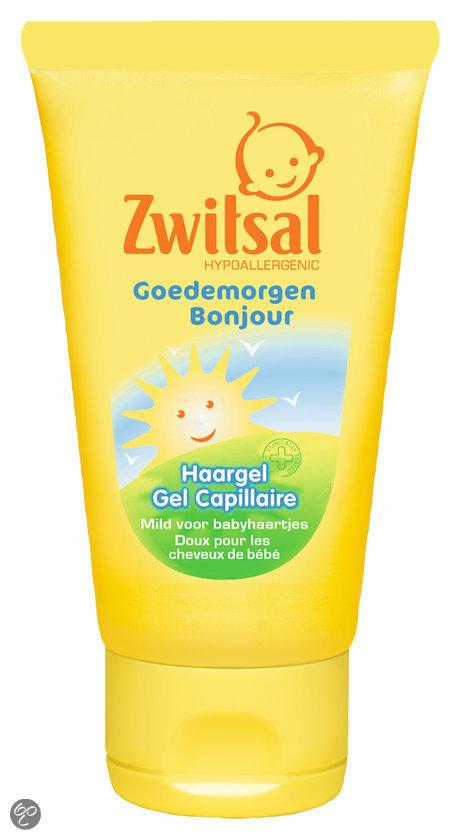Zwitsal - Goedemorgen Haargel - 75 ml