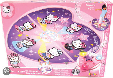 Hello Kitty Dansmat