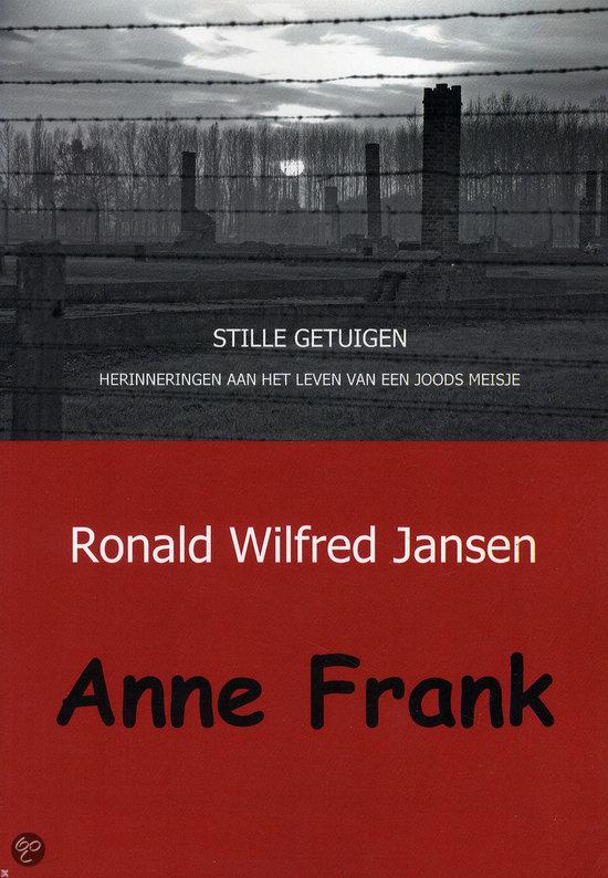 Stille getuigen / Anne Frank