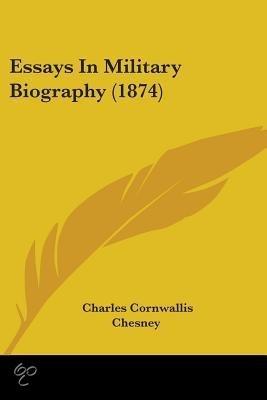 Example Biography Essay
