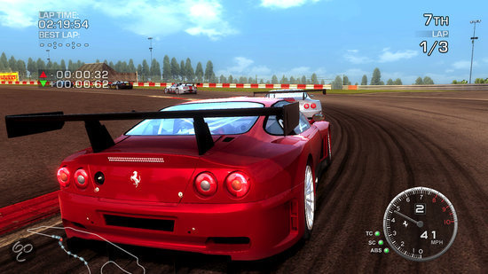 Review Ferrari: The Race Experience