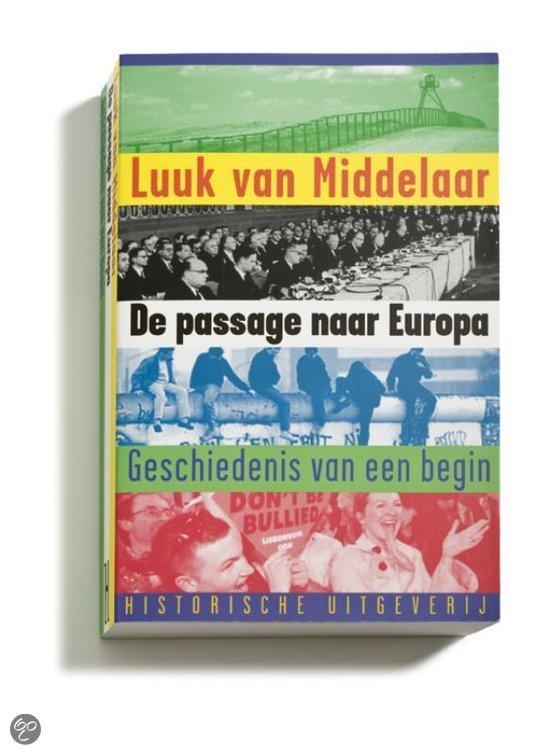 De passage naar Europa