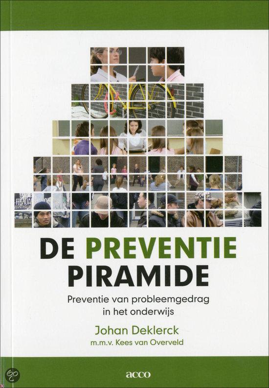 De preventiepiramide / druk Heruitgave