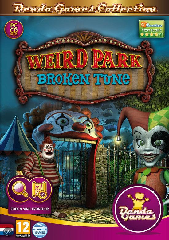 Weird Park: Broken Tunes