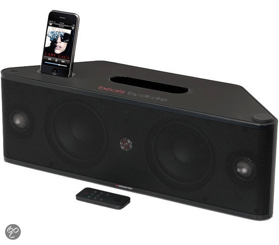 Beats by Dr Dre Beatbox - iPod Docking Station - Zwart