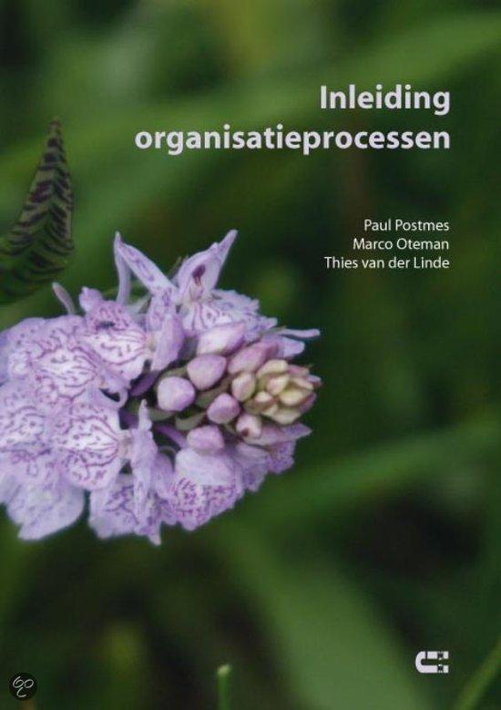 Inleiding organisatieprocessen