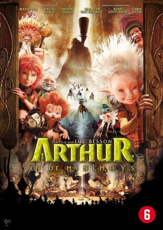 bol.com : Arthur en de Minimoys, Penny Balfour, Mia Farrow u0026 Freddie ...