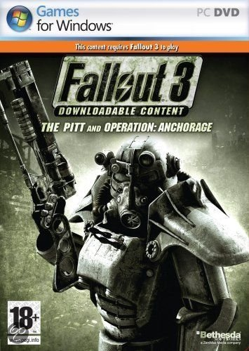 Fallout 3, The Pitt and Operation: Anchorage (Add-On) (DVD-Rom)