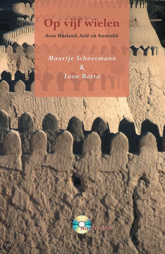 Op vijf wielen + CD-ROM  ISBN:  9789076953359  –  Schneemann, M.