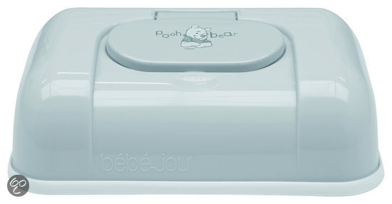 bb-jou - Winnie de Poeh Easy Wipe Box - Grijs