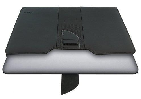 Targus TES606EU Leren Sleeve - 13.3 inch / Zwart