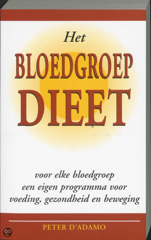 bloedgroep a positief dieet recepten