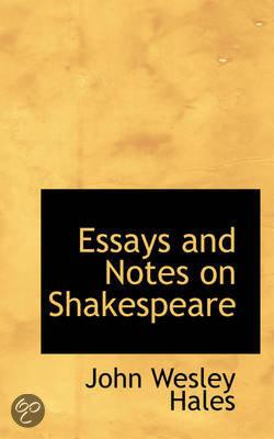 William Shakespeare Essay