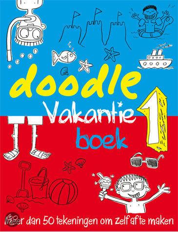 Doodle vakantieboek / 1