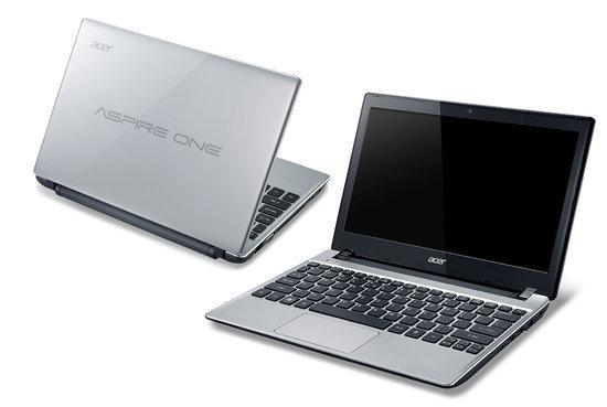 Acer Aspire One AO756-B2ss Netbook - Intel 877 1.4 GHz / 4GB DDR3 RAM / 500GB HDD / 11.6 inch / QWERTY