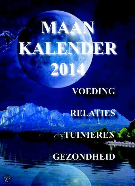 Maankalender / 2014