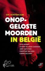 Onopgeloste moorden in Belgie