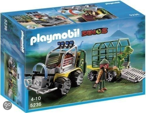 Playmobil Transport met Baby T-Rex - 5236