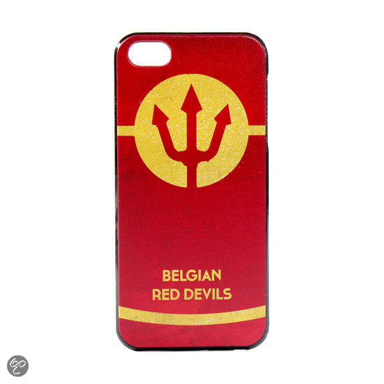 Rode Keukenapparaten : bol.com Belgi? Cover – Rode Duivels – Red Field – iPhone 5/5S
